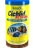 Tetra Cichlid Sticks 160g Fish Food for Large Fish Cichlids Previously Doromin